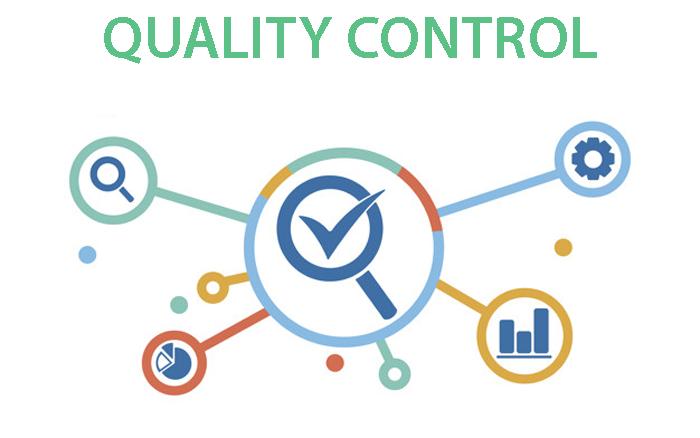 hệ thống kiểm soát chất lượng sản phẩm