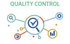 PRODUCT QUALITY CONTROL SYSTEM