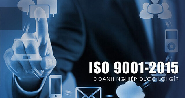 bộ tiêu chuẩn iso 9001