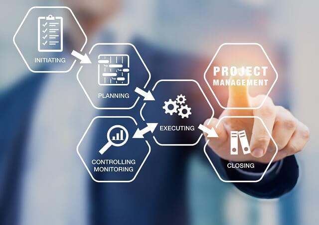 quản lý chất lượng dự án