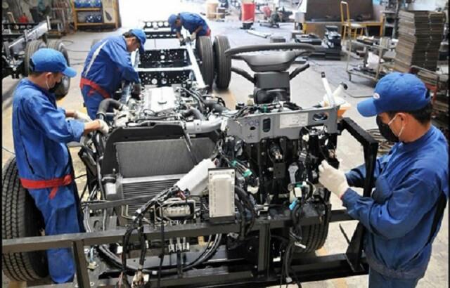 Đào tạo nguồn nhân lực cơ khí chế tạo