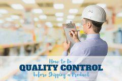 Kiểm soát chất lượng trong quy trình sản xuất của doanh nghiệp
