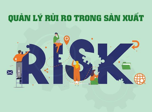 quản lý rủi ro trong sản xuất