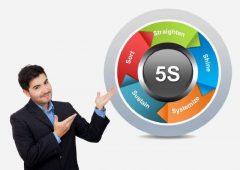 Lợi ích của 5S trong hoạt động cải tiến năng suất chất lượng