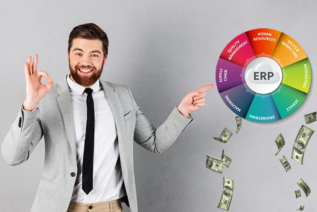 phần mềm ERP miễn phí