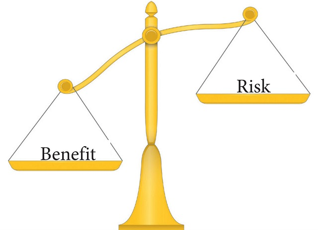 kết hợp giữa rủi ro và lợi ích trong quản trị
