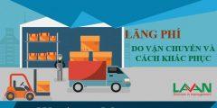 Lãng phí do vận chuyển – Xác định nguyên nhân & đưa ra giải pháp
