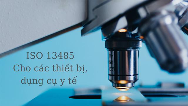 áp dụng tiêu chuẩn iso 13485