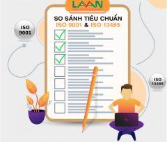Phân biệt điểm giống và khác nhau của tiêu chuẩn ISO 13485 và ISO 9001