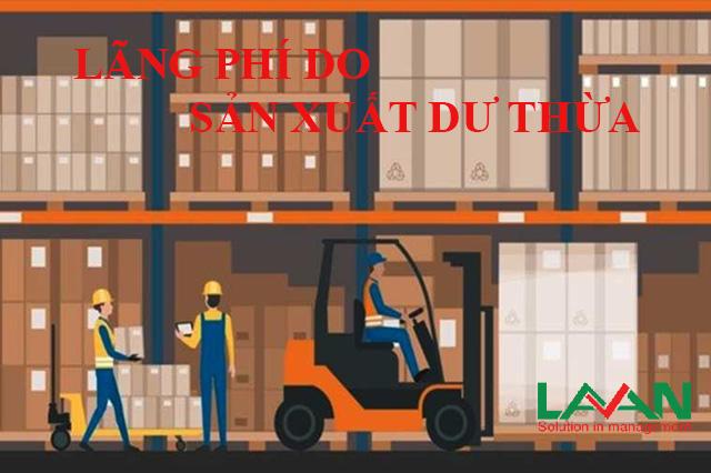 Lãng phí do sản xuất dư thừa – Nguyên nhân và giải pháp loại bỏ