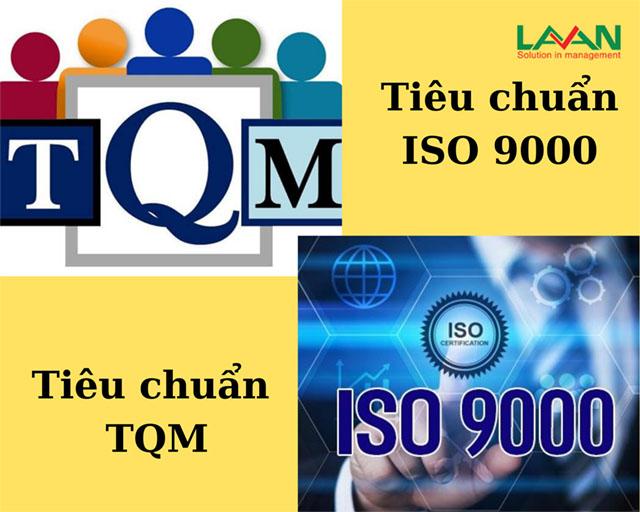 iso 9000 và tiêu chuẩn tqm