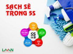 Sạch sẽ trong 5S – Bí quyết cho việc thực hiện hiệu quả S3 (Sạch sẽ)