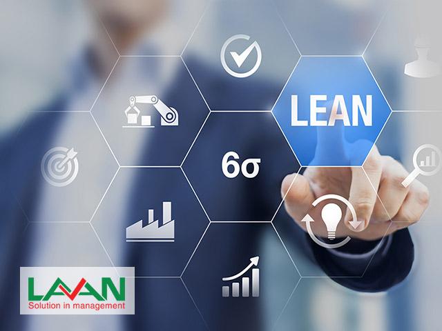 mô hình sản xuất tinh gọn lean manufacturing