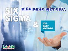 5 Điểm khác biệt giữa TQM và Six Sigma trong quản lý chất lượng
