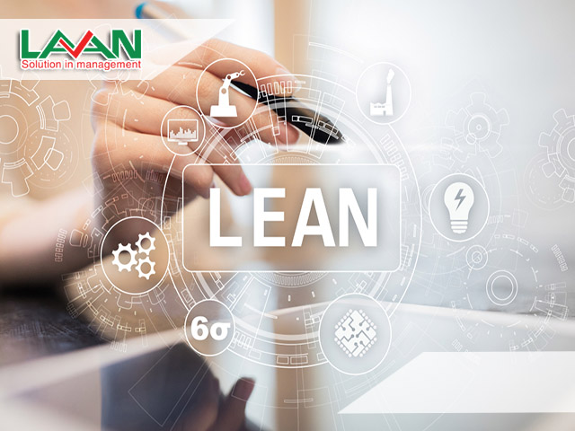 lean trong sản xuất